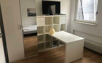 Frisch saniertes, möbliertes Apartment in Uni-Nähe